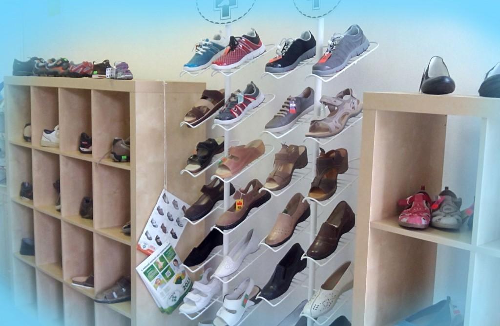 Zdravotní obuv pro děti, dospělé i seniory.