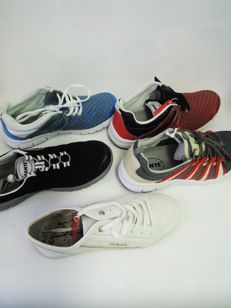 boty - jarní kolekce