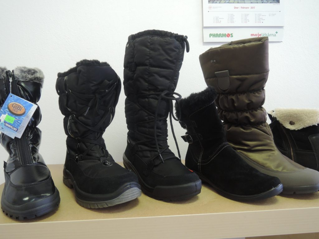 AKCE – sleva na zimní obuv až 50 %