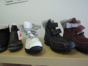 zimní obuv - lékárna ratíškovice