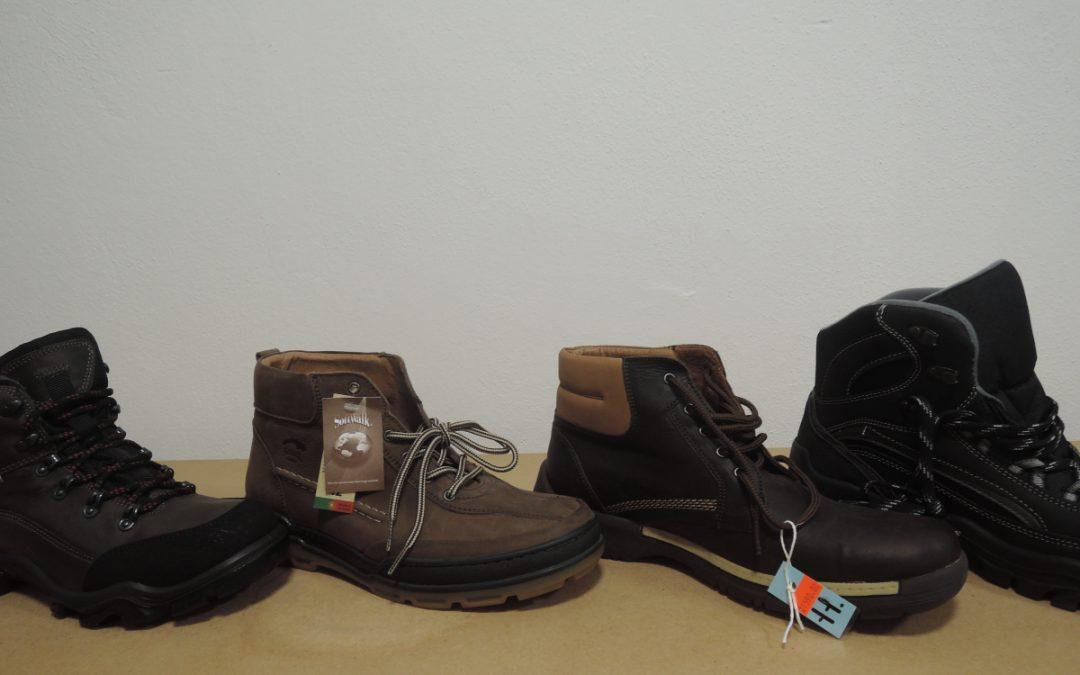 Nová podzimní kolekce zdravotní obuvi