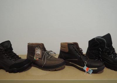podzimní kolekce zdravotní obuvi