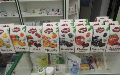 Prodej mrazem sušeného ovoce 100% Crunchy snack