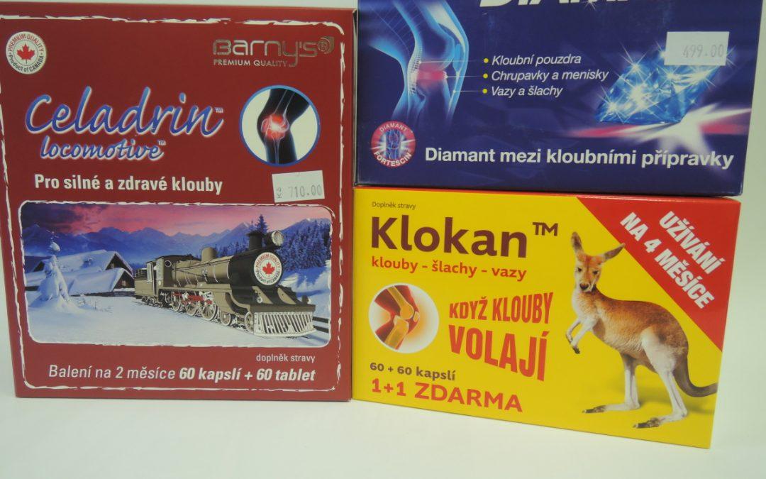 Typy na Vánoční nákup v lékárně Ratíškovice
