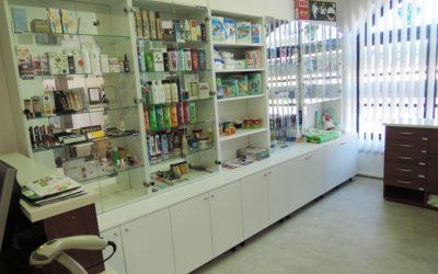 Lékárna rozšířila sortiment