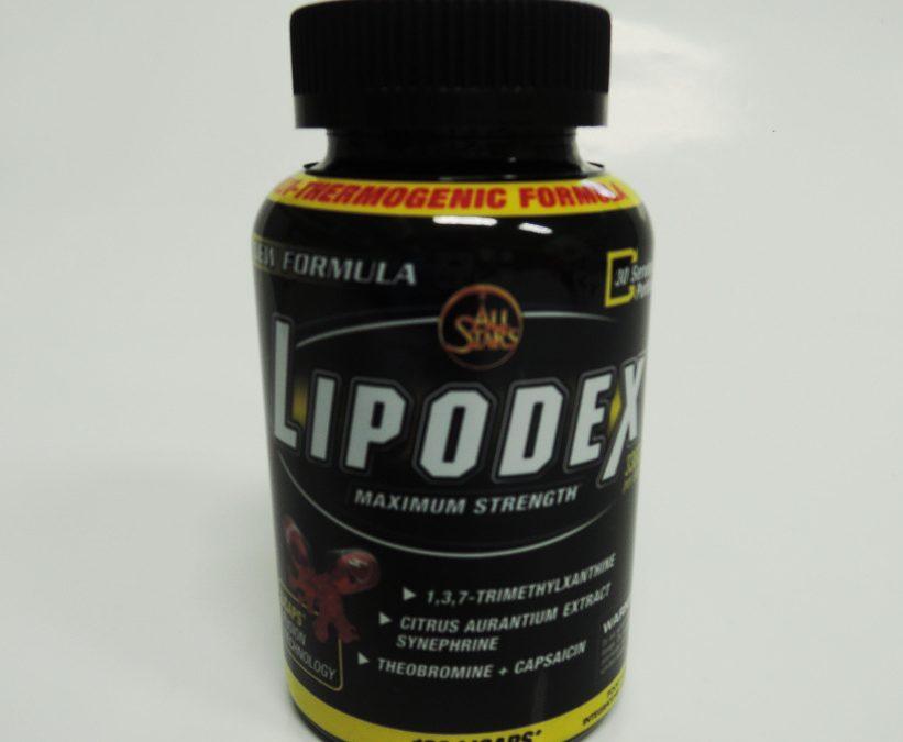 Lipodex – spalovač tuků